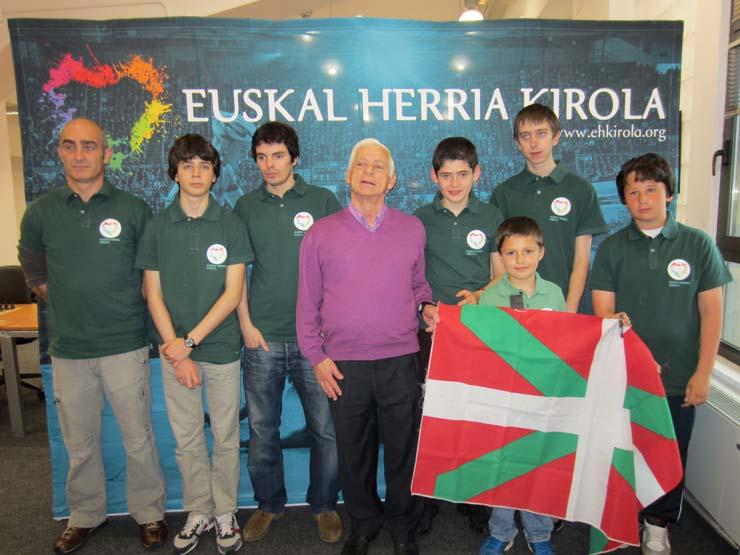 Xakeko Euskal Selekzio gazteak Europako Nazioarteko Txapelketan parte hartuko du Korsikan