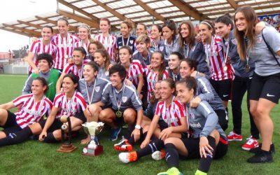 Athleticek irabazi du VI. Euskal Herriko Kopa