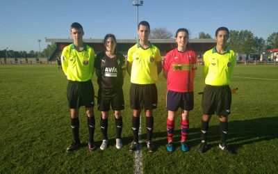 Aurrera 0-Eibar 4