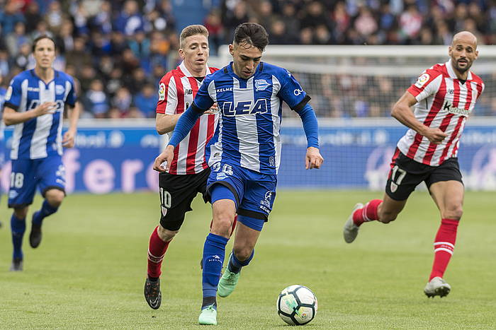 Alaves  3-Athletic  1