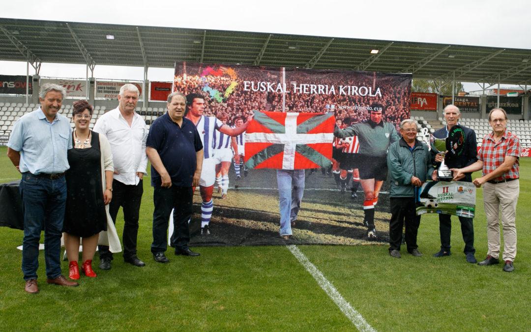II.  Euskal  Herria  Txapelaren  Finala.  Aurkezpen  Ekitaldia