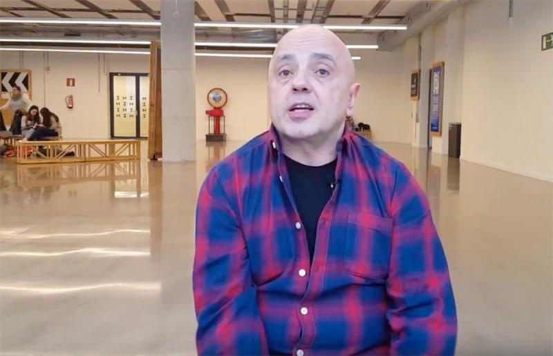Jose Mari Pastor / Argazkia: Booktegi