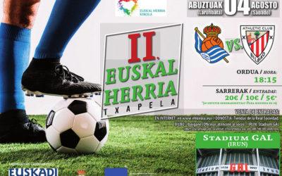 II. Euskal Herria Txapelaren finala