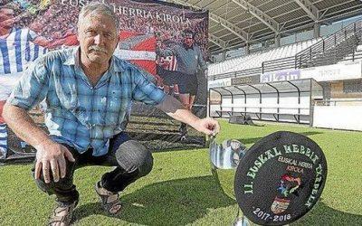 """Kike Zurutuza: """"La Euskal Herria Txapela debe tener continuidad y convertirse en un clásico del verano"""""""