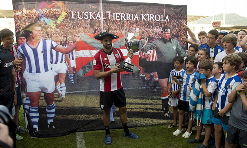 II. EH Txapelaren finala: Real Sociedad 0-1 Athletic Club