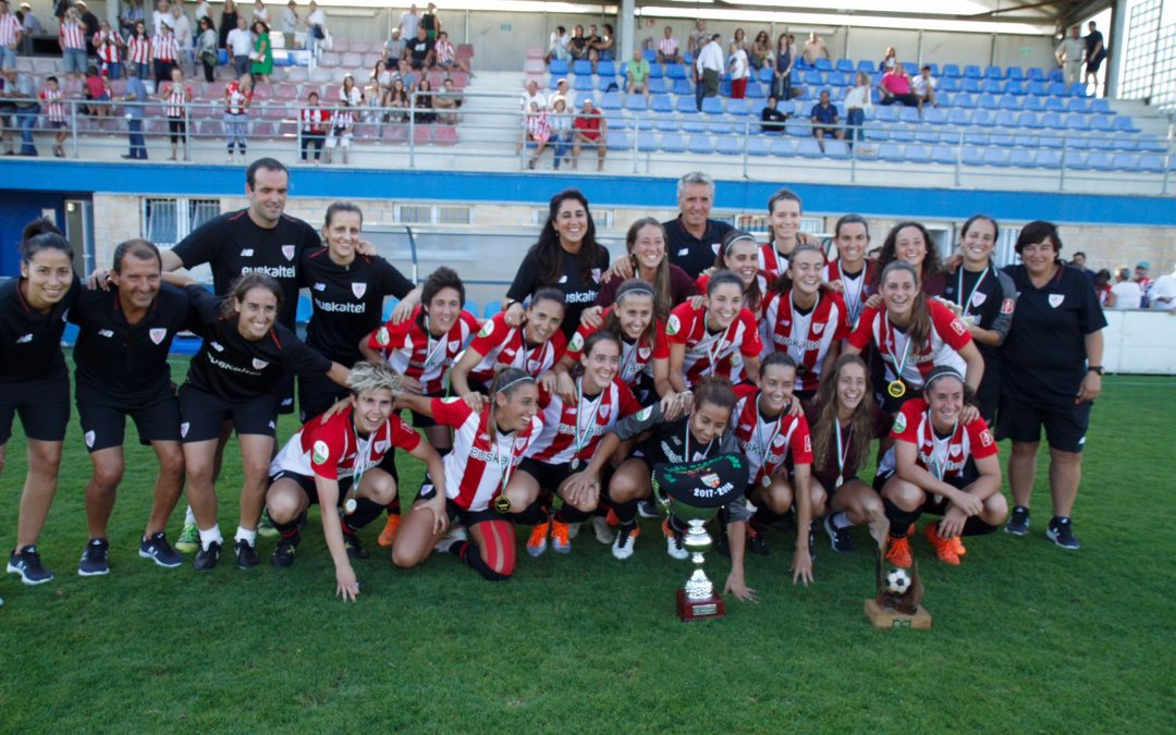 Athletic 5-1 Reala, VIII. EH Koparen finalean