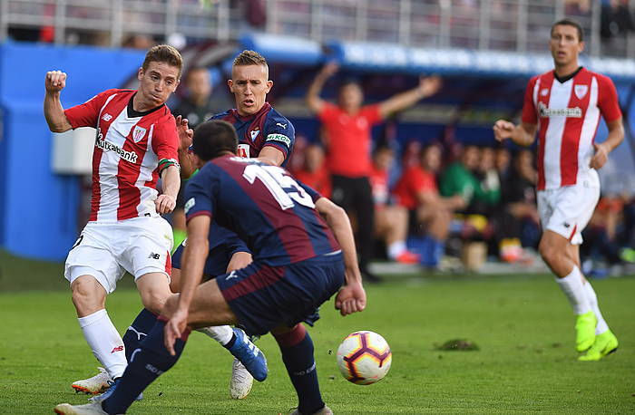 Eibar 1-1 Athletic