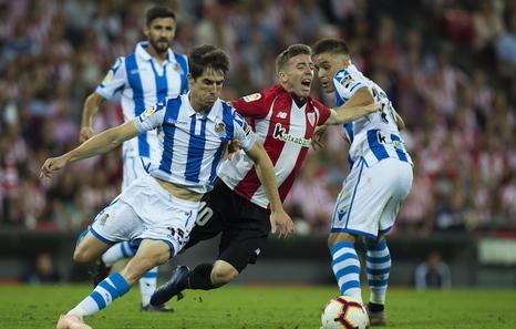 Athletic  1-3  Reala