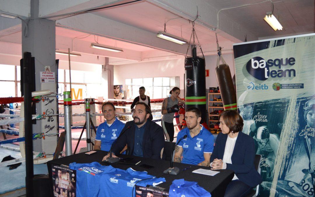 Nazioartean  onartua  izan  da  Euskal  Boxeo  Federazioa