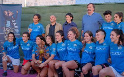 Gipuzkoak irabazi du Emakume Errugbilarien Topaketako torneoa