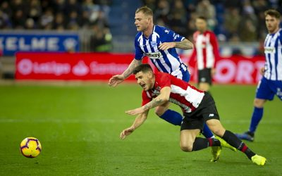 Alaves 0 – 0 Athletic