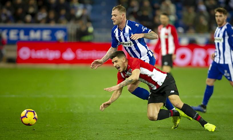 Alaves 0 – 0 Athletic