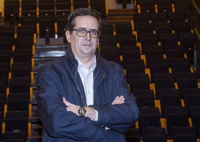 David Salinas-Armendariz: «La hora de la oficialidad»