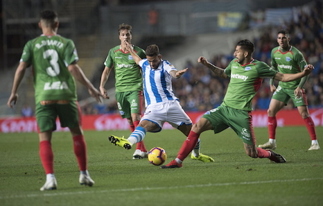 Reala 0 – 1 Alaves