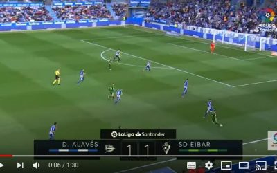 [BIDEOA] Alaves 1 – 1 Eibar