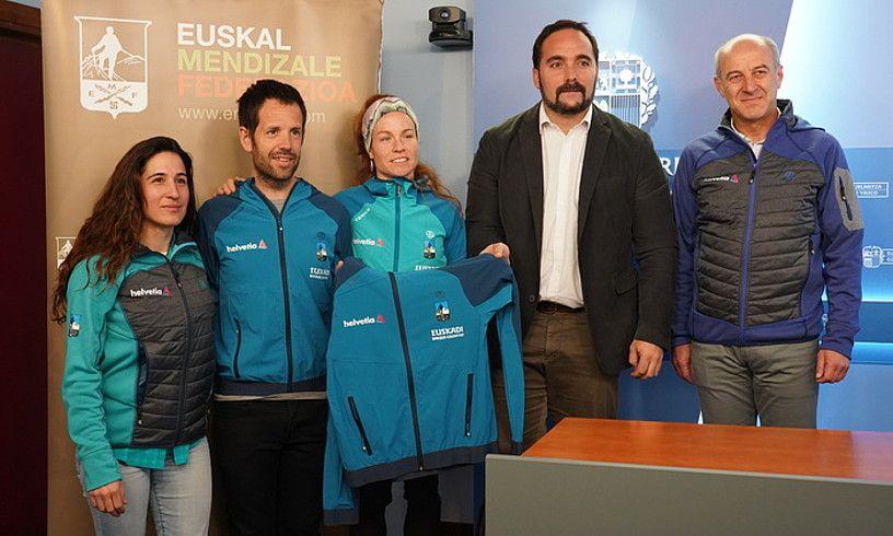 Mendi lasterketetako Euskal Selekzioa Munduko Kopan