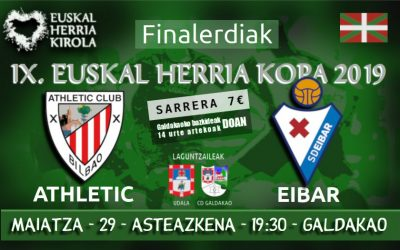 Athletic-Eibar, maiatzaren 29an