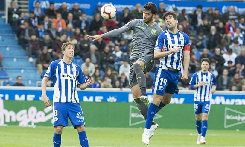Alaves 0 – 1 Reala