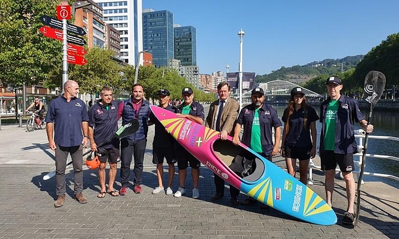 Kayak Surfeko Euskal Selekzioa Peruko Munko Txapelketara