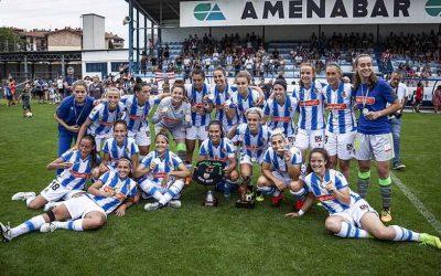 Reala 3 – 0 Athletic, IX. EH Koparen finalean