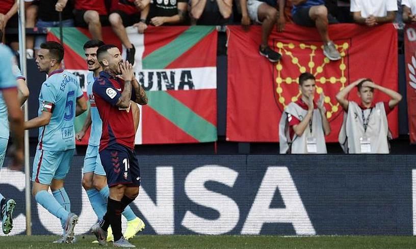 Osasuna 0-0 Eibar