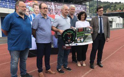 Reala – Eibar, III. Euskal Herria Txapela 2019ko finalean