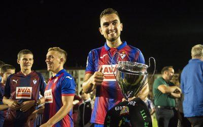 III. Euskal Herria Txapelaren finala: Reala 1-2 Eibar