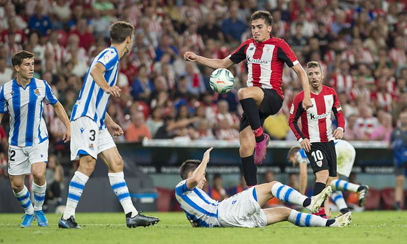 Athletic 2-0 Reala