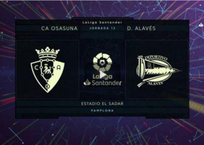 # Osasuna 4-2 Alaves