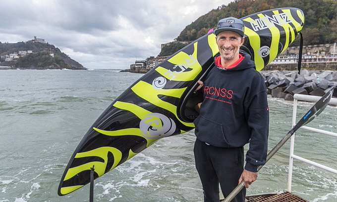 Euskal Herriko Kayaksurf Selekzioa munduko gailurrean