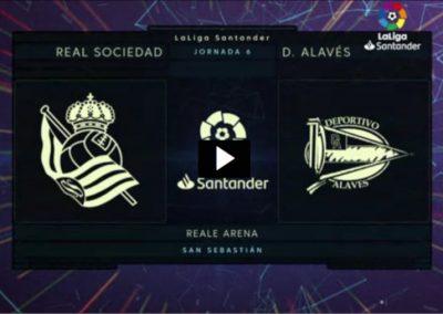 # Reala 3-0 Alaves