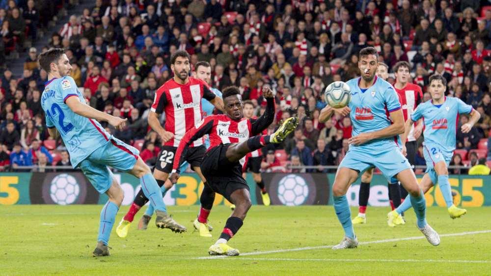 Athletic 0 – 0 Eibar