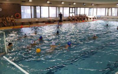 Euskal Herriko Waterpolo Kopako finalak jokatu ziren iragan larunbatean