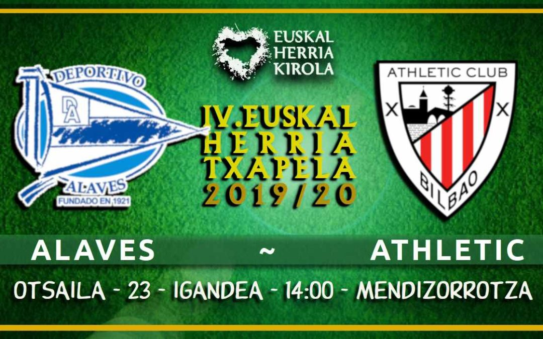 Igandean, Alaves-Athletic