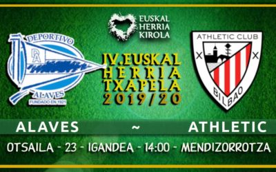 Alaves-Athletic, otsailaren 23an