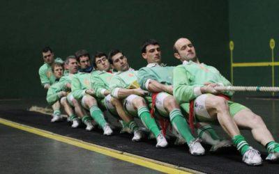 Euskal Herriko Goma Gaineko Soka Tira Txapelketa abian