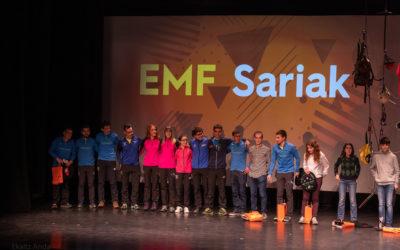 Ostiralean da Euskal Mendizaletasunaren XXIV. Gala Amurrion