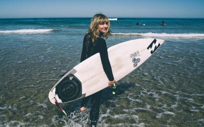 """Maialen Saez: """"Ofizialtasuna eskatuta diogu Nazioarteko Surf Federazioari"""""""