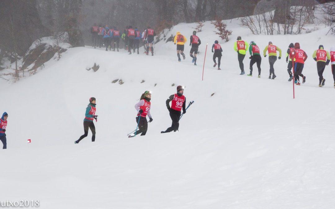 Larra-Belaguako Snowrunning proba larunbatean izango da