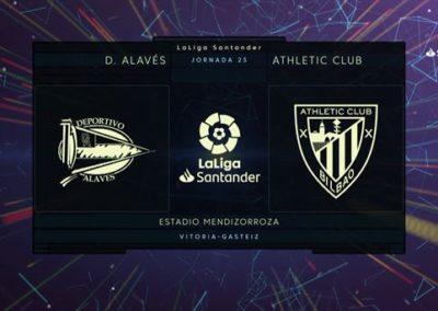 """# Alaves 2-1 Athletic partidako gol guztiak (2'31"""")"""