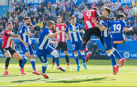 Alaves 2-1 Athletic