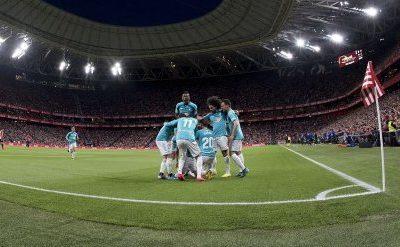 Athletic 0-1 Osasuna