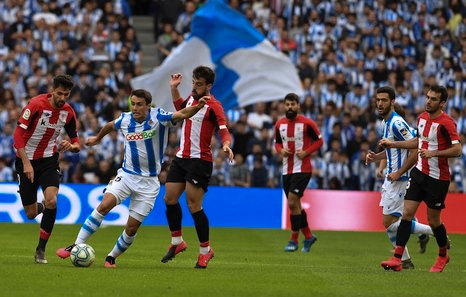 Reala 2-1 Athletic