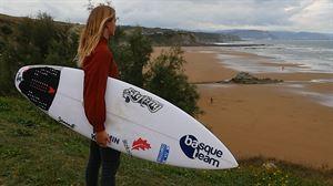 [EiTB] Leticia Canalesek hirugarren postu historikoa lortu du Sydney Surf Pro txapelketan (1´17´´)