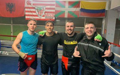 Euskal Herria-Ingalaterra, nazioarteko boxeo ekitaldia ekainean