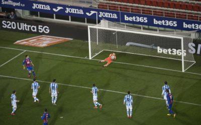 Eibar 1-2 Reala