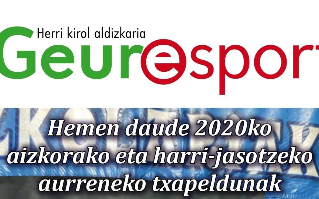 GeureSport Herri Kirol aldizkariaren 23. alea