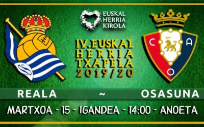 Igandean, Reala-Osasuna