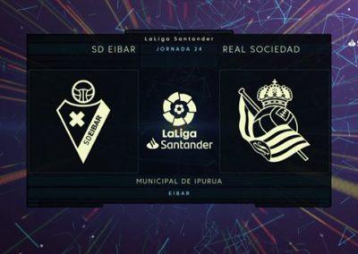 """[EiTB] Eibar 1-2 Real Sociedad partidako laburpena eta gol guztiak (2'04"""")"""