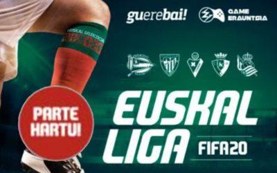 Euskal Futbol Liga online, FIFA20 | PlayStation 4